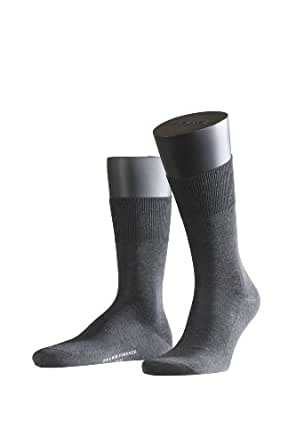 FALKE Herren Socken 14684 Firenze Business SO, Gr. 39/40, Grau (anthracite mel. 3190)