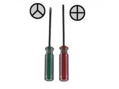 Triwing / Philips Screwdriver Set For Nintendo Wii / DS Lite