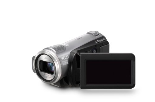 Panasonic HDC-SD9 AVCHD 3CCD Flash Memory High Definition Camcorder with 10x Optical Image Stabilized Zoom