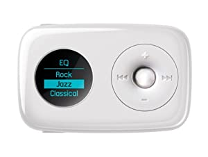 Creative Zen Stone Plus 2 GB MP3 Player (White)
