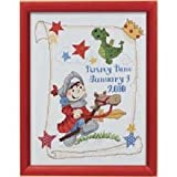 Bucilla 45400 Brave Knight Counted Cross Stitch Kit, 10-1/2 -Inch by 13-Inch