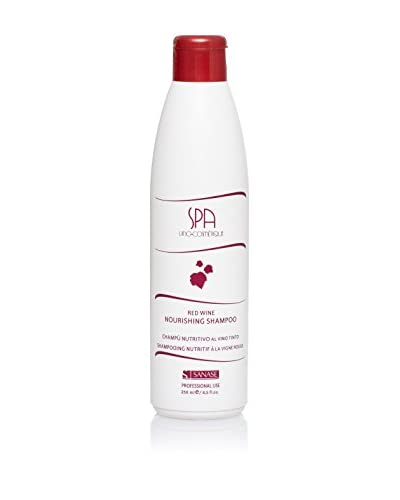 Sanase Champú Nutritivo Al Vino Tinto 250 ml
