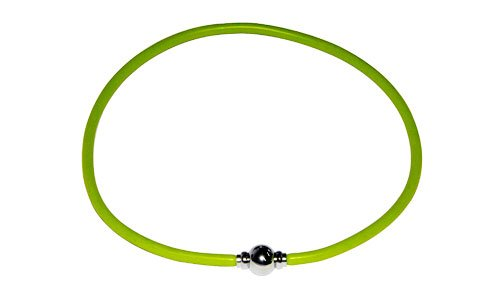Women's Energy Necklace (Lime Green)