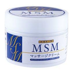 MSMマッサージクリーム 180g