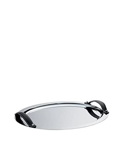 Torre & Tagus Oliver Oval Tray with Handles