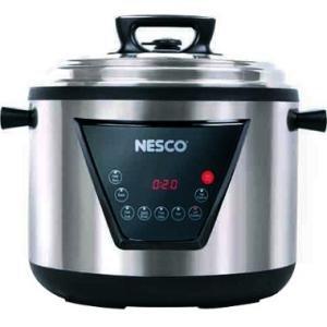 Nesco American Harvest PC11-25 Pressure Cooker, 11 L, Stainless Steel (Harvest Electric Pressure Cooker compare prices)