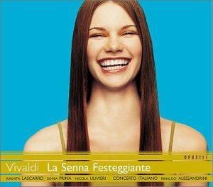 Vivaldi: La Senna Festeggiante (Vivaldi Edition)