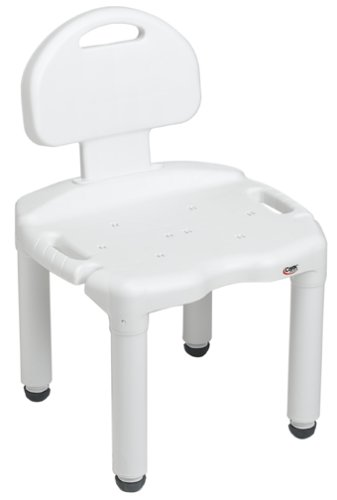 Amazon Com Carex Universal Bath Bench Health Amp Personal Care