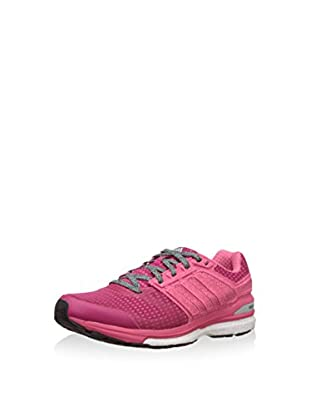 adidas Zapatillas Supernova Sequence Boost 8 (Fucsia / Rosa)