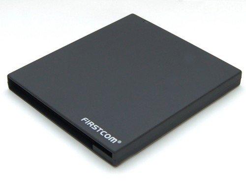 Boîtier IBM Lenovo Ultrabay Slim externe PATA / IDE pour lecteur graveur CD DVD Blu-Ray - USB - Ultraslim Noir (Boîtier seulement!)