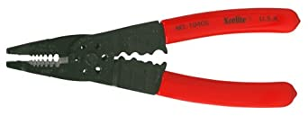 Xcelite 104CGV 10 Gauge to 22 Gauge Wire Stripper and Crimper
