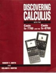 Discovering Calculus With the Casio Fx-7700 and the Casio Fx-8700 PDF