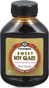 Kikkoman Sweet Soy Glaze (1 Bottle) 11.80-oz