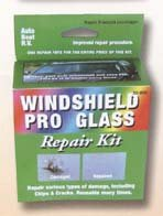 Windshield Glass Scratch Repair Kit