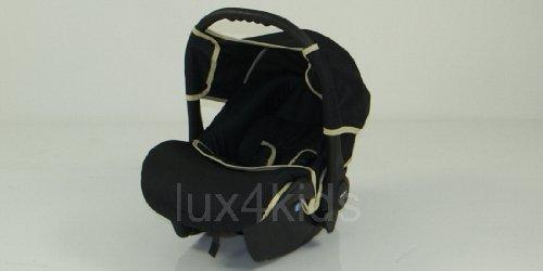 Lux4kids Babyschale Autositz ECE 44/04 EN1888