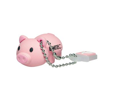 EMTEC Animal Series Pig - USB flash drive