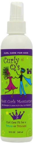 Curls Curly Q humides de Hydratant 240ml