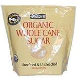 Rapunzel - Organic Whole Cane Sugar - 24 oz.