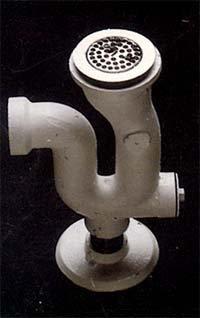 Buy P Trap for Heavy Duty Service Sink w/ 2