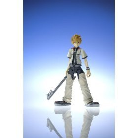 Disney Square-Enix Kingdom Hearts 2 Series 1 Play Arts Action Figure Roxas