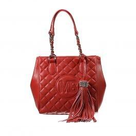 Mia Bag SHOPPING MINI TRAPUNTATA MB Coll. P/E 2016 Colore Rosso