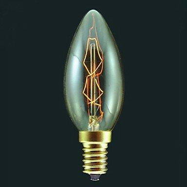 E14 40W Incandescent Bulb Candle Bulb In Warm White