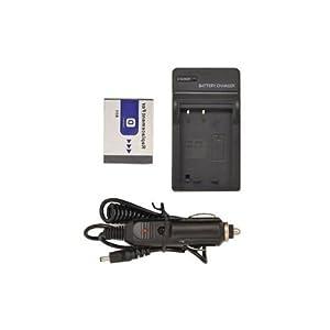 Battery Charger For Sony Cybershot Dsc T2 Dsc T200 Dsc