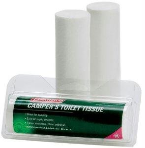Coleman Toilet Paper Campers, 3-Pack