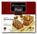 Protidiet Peanut Surprise High Protein Bar (Box of 7)