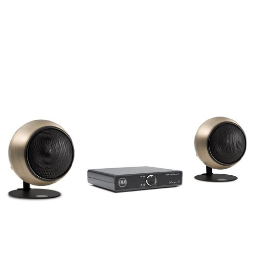 Orb Audio Mod1 / Amplifier Combo In Hand Antiqued Bronze