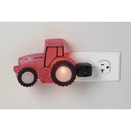 Case IH Night Light - Home Decor Gift Packages - Amazon.com