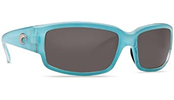 Costa Del Mar - Caballito Kenny Chesney Limited Edition - Ocean Frame-Dark Gray 400 Poly Polarized Lenses