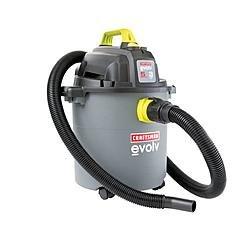 Craftsman Evolv 5 Gallon 3 Peak Hp Wet or Dry Vacuum Horsepower Wall Mount (Craftsman Car Shop Vac compare prices)