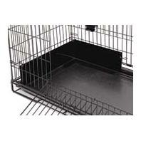 3 PACK HOPPITY HABITAT URINE GUARD, Color: BLACK (Catalog Category: Small Animal:ENCLOSURES)