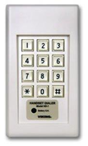 Viking Electronics-Handset Dialer - White