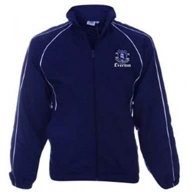 Everton FC Crest Training Jacket