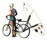 Block Surfboard Bike Rack - Rear