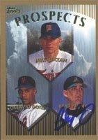 Brad Penny Arizona Diamondbacks 1998 Topps Prospects Autographed Hand Signed Trading... by Hall+of+Fame+Memorabilia