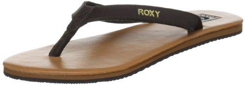 Roxy Women's Naoua Chocolate Flip Flops XMWSL283