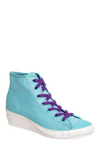 Converse Chuck Taylor All Star Hi-Ness Blue/Lilac 538639F Womens 6