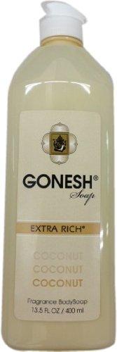 ガーネッシュ フレグランス・ボディソープ GONESH BODY SOAP 身体用洗浄剤