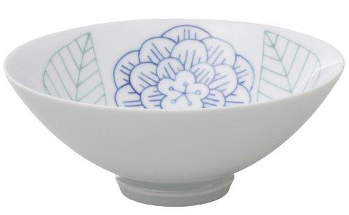 有田焼 匠の蔵 口福(こうふく)なお茶漬け碗シリーズ 碗 (大) 花結 T7251
