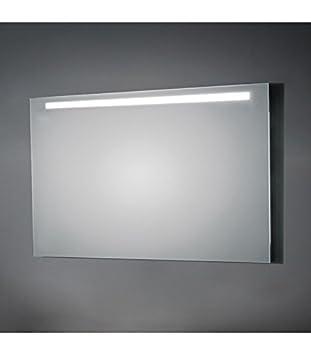 Koh-I-Noor L45783 Specchio Illuminazione Superiore LED 100 X, Cromo