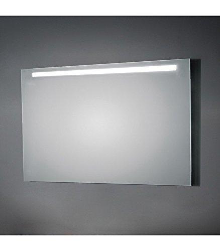 Koh-I-Noor L45788 Specchio Illuminazione Superiore LED 120X, Cromo