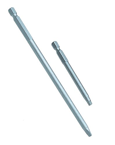 Kreg DDS 3-Inch No.2 Square Driver Bit and 6-Inch No.2 Square Driver Bit for Kreg Pocket Hole Systems