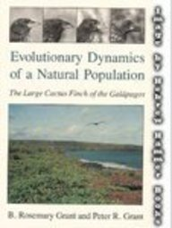 Evolutionary Dynamics of a Natural Population: The Large Cactus Finch of the Galapagos