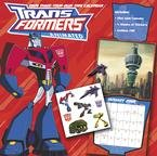 Transformers Animated 2009 Calendar (Day Dream Make Your Own Mini)