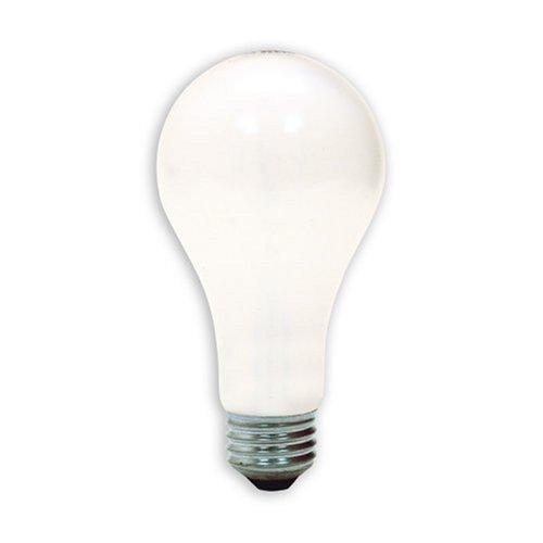 GE Soft White 10429 150-Watt, 2680-Lumen A21 Light Bulb with Medium Base, 1-Pack