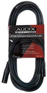 Audix Cbl-20 20Ft. Xlr-Xlr Microphone Cable