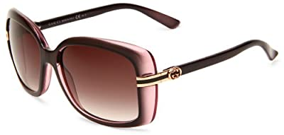 Gucci Women's GUCCI 3188/S Rectangular Sunglasses